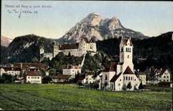 Burg, Kirche