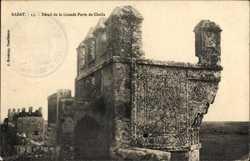 Detail de la Grande Porte de Chella