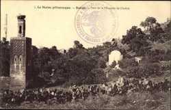 Tour de la Mosquee