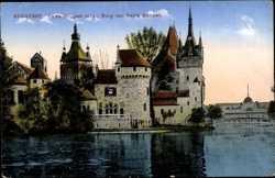 Burg von Vajda Hunyad