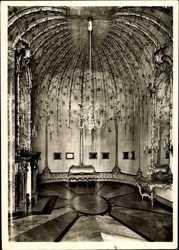 Ovales Kabinett