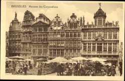 Maisons des Corporation