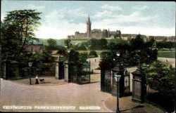 Kelvingrove Park, University