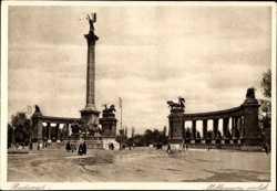 Millenium Denkmal