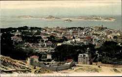 Vue panoramique et les Iles