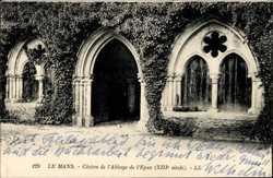 Cloitre de Abbaye de Epau
