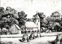 Unterer Lindenbühl, Zollhaus