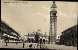 Piazza S. Marco, Turm