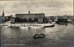 Slottet och Riksdagshuset