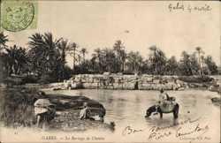 Barrage de Chenini
