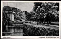 Kaiserallee, Europäischer Hof