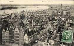 Panorama et Escaut