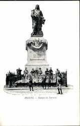 Statue de Teniers