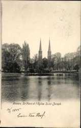 Le Parc, Eglise Saint Joseph