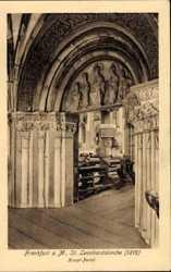 St. Leonhardskirche, Hauptportal