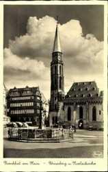 Nicolaikirche, Stengel