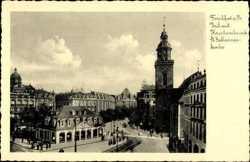 Zeil, Hauptwache, Kirche