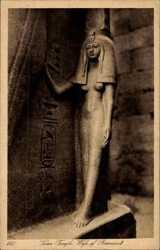 Luxor Tempel, Wife of Ramses II.