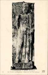 Pretre carthaginois, Covercle de Sarcophage