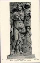 Statue de la Victoire, Musee, Lavigerie