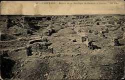 Ruines de la Basilique de Damous el Karita
