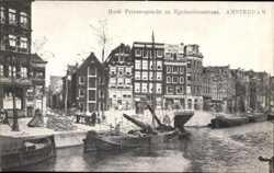 Hoek Prinsengracht en Egelantiersstraat