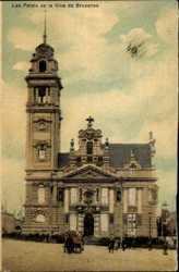 Les Palais de la Ville de Bruxelles