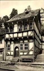 Heimatmuseum, ältestes Haus