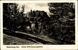 Schloss, SVA Genesungsheim