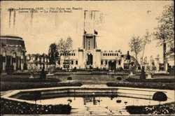 Le palais du Bresil