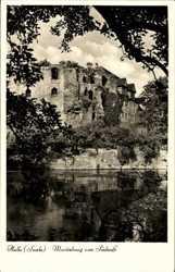 Moritzburg vom Südwest
