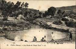 Les Bords de Oued Taza