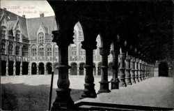Cour du Palais du Justice